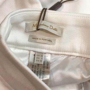 Massimo Dutti Pants & Jumpsuits - Massimo Dutti NWOT pleated tapered pants